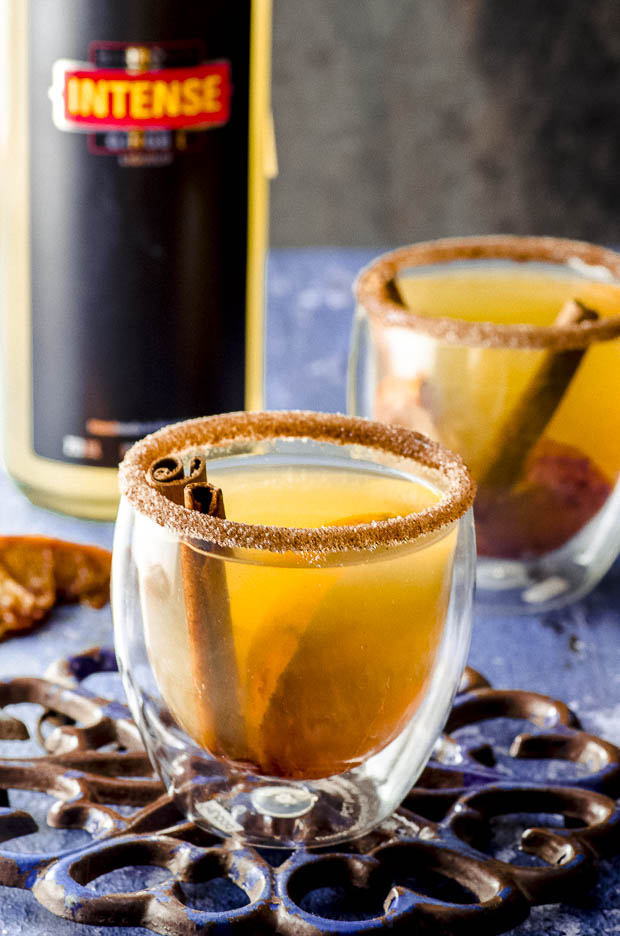 Turmeric Ginger Hot Toddy